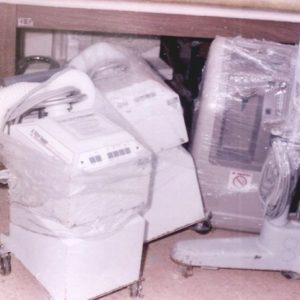 Donated Medical Equipment